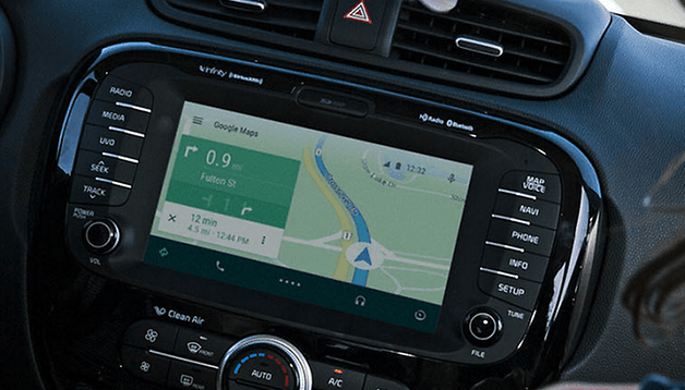 Android Auto: Google wants to conquer the road