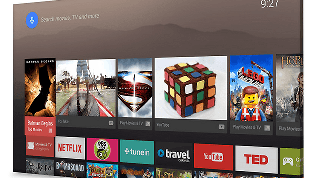 Android TV adds Google Now right to your boob tube