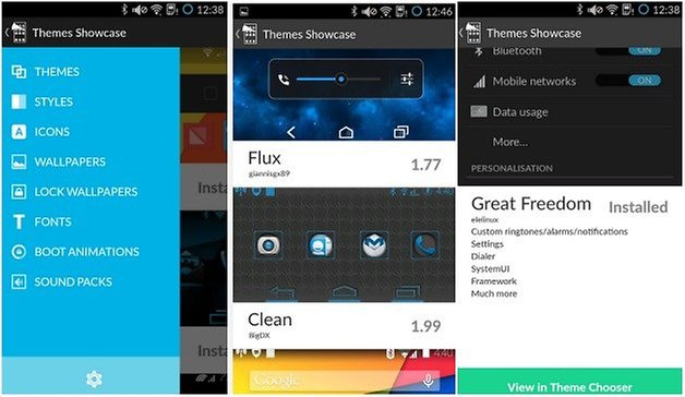 androidpit cyanogenmode theme showcase