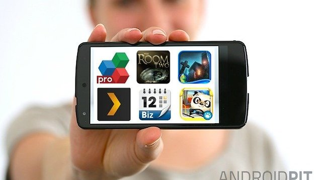 Paid apps for free on Amazon Appstore for Android: MyBackup Pro, AccuWeather, The Room 2....