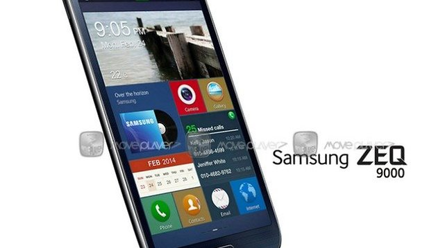 Samsung ZEQ 9000 with Tizen OS leaked on eBay for $300 [Update]
