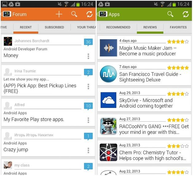 androidpit new app reviews forum
