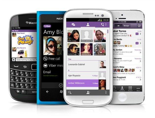 androidpit viber platform