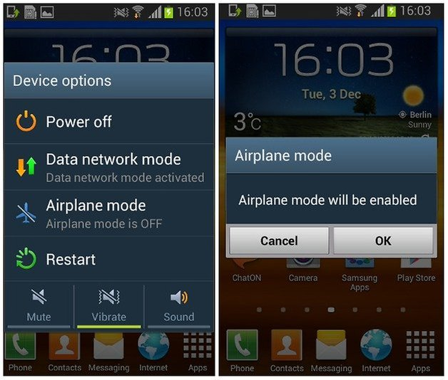Tips and tricks for the samsung galaxy s2 androidpit androidpit galaxy s2 2 ccuart Image collections