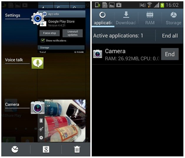 Tips and tricks for the samsung galaxy s2 androidpit androidpit galaxy s2 4 ccuart Image collections