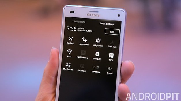 sony xperia z3 compact. Androipit Sony Xperia Z3 Compact 3