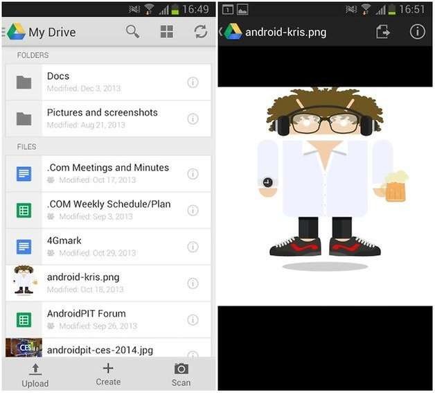 androidpit google drive 1