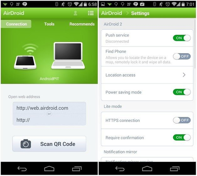 androidpit airdroid 1 edited