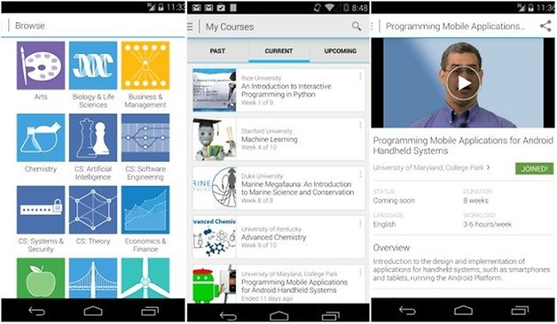 androidpit coursera 1