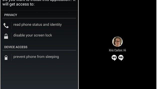 Notification Peek do Paranoid Android disponível para todos! [APK]
