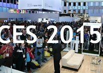 Get ready CES 2015, AndroidPIT will be there with bells on!