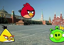 Angry Birds Hit The Kremlin Walls