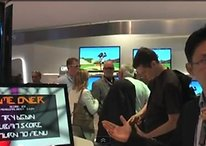 [IFA Exclusive Video] Live LG 3D Converter Demonstration - Turning 2D Games Into 3D Wonders!