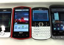 Acer Stream and Liquid E Ferrari Hands-On