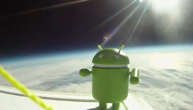 Google Sends Nexus S Handsets Into Near Space