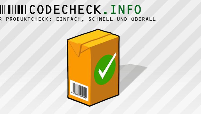 Codecheck Barcode & QR Scan: Gesunder Scanner