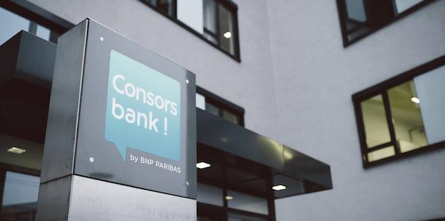 Consorsbank: Modernes Online-Banking