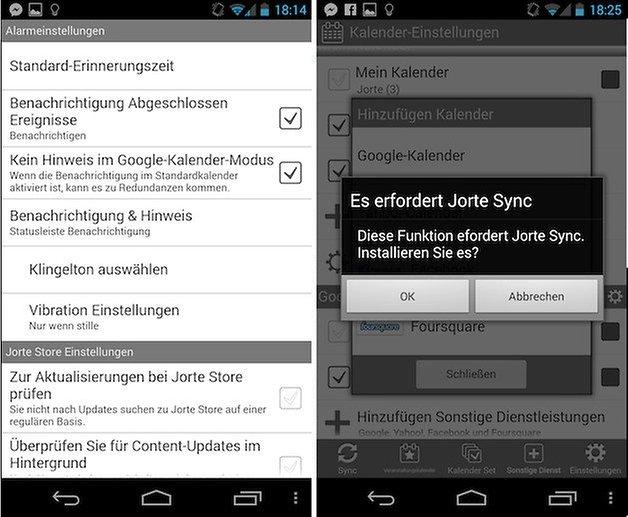 Jorte Screenshot 3