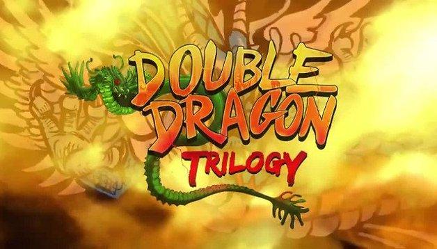 Double Dragon Trilogy: Fliegende Fäuste