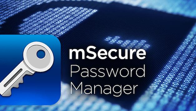 mSecure Passwort-Manager: Auf der sicheren Seite