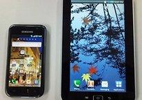 Samsung Galaxy Tab erscheint spätestens Oktober