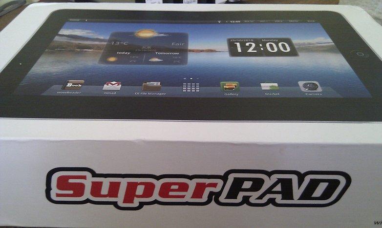 SuperPad