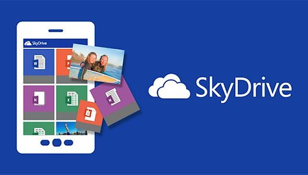 SkyDrive - Microsoft and Android coming together