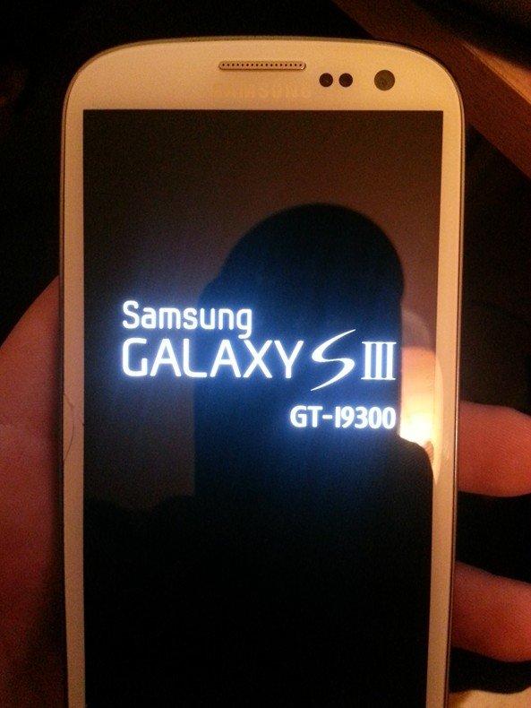 Samsung Galaxy S3 Fährt Nicht Hoch
