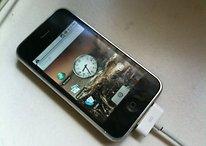 Video: Android läuft jetzt auf dem iPhone 3G