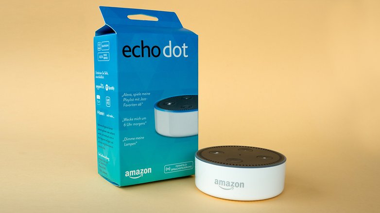 AndroidPIT Amazon Echo 0983