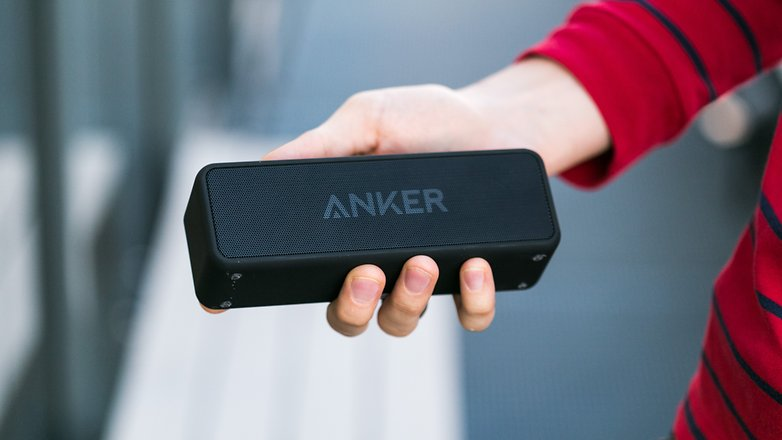 AndroidPIT Anker Soundcore Boost Soundcore 2 5