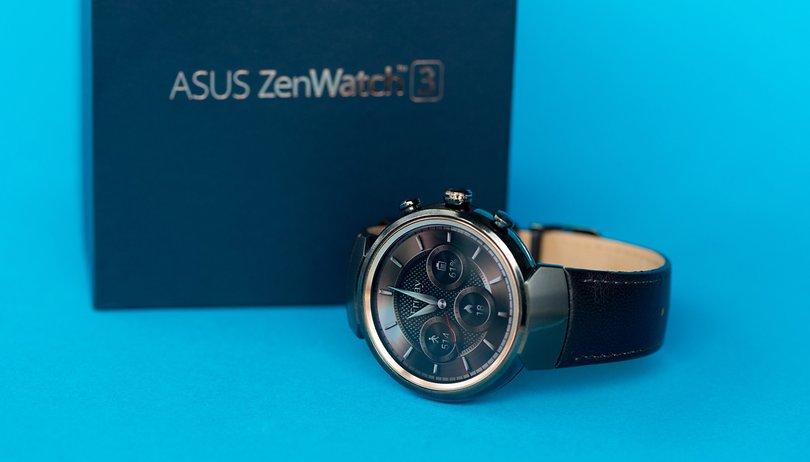 Asus ZenWatch 3 recensione: il design non è tutto