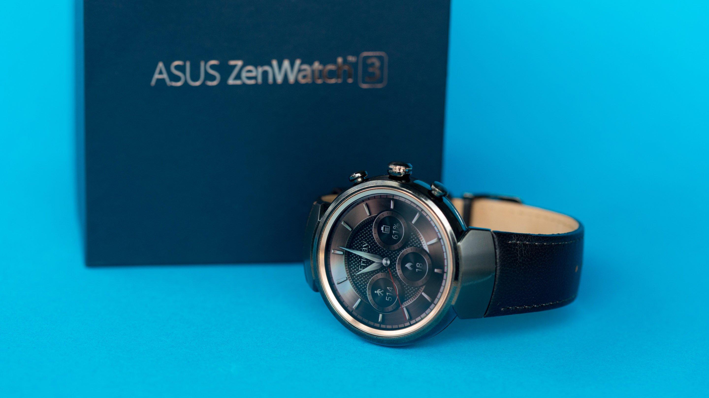 Asus ZenWatch 3 im Test: Design ist nicht alles