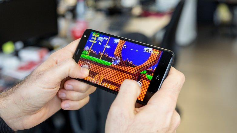 AndroidPIT BQ Aquaris V Plus games 2