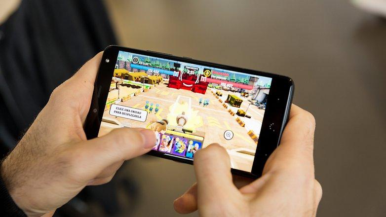 AndroidPIT BQ Aquaris V Plus games 4