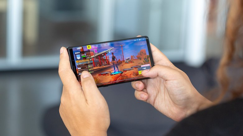 AndroidPIT Fortnite Review 1