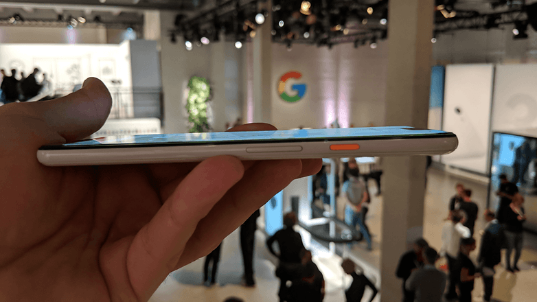 AndroidPIT Google Pixel 3 XL Hands on 11