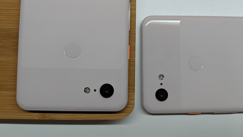 AndroidPIT Google Pixel 3 XL Hands on 13