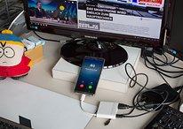 Usando Huawei Mate 10 Pro como un PC: Esto sí es un comienzo