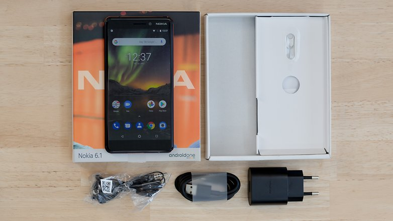AndroidPIT Nokia 6.1 2