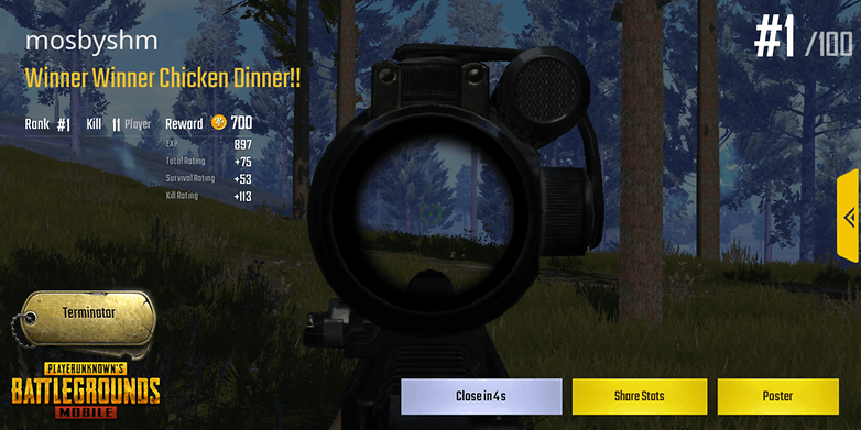 AndroidPIT PUBG on Android 4