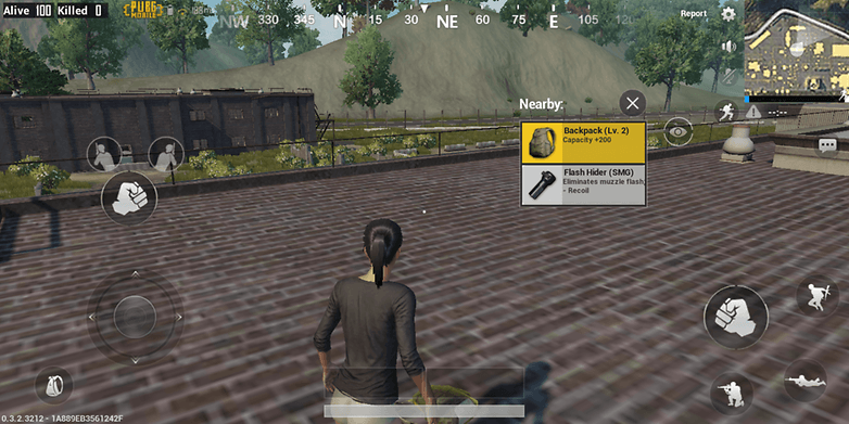 AndroidPIT PUBG on Android 8