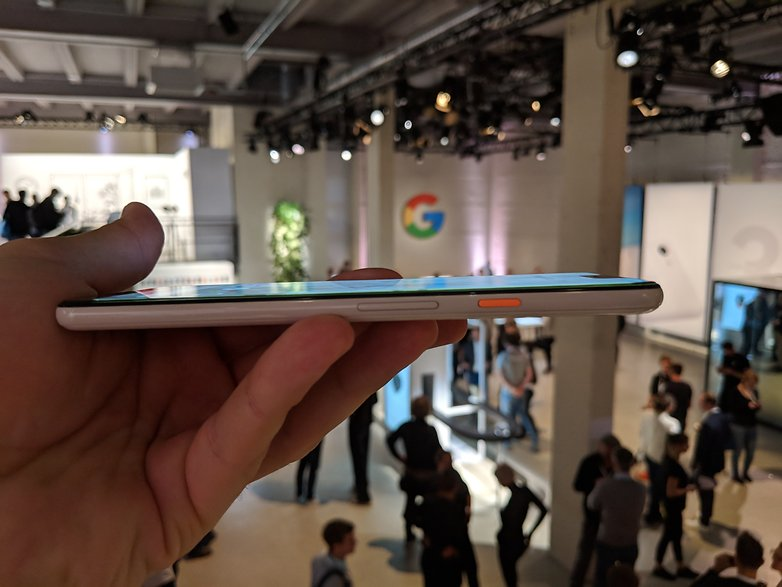 AndroidPIT Pixel 3 XL Hands on 4