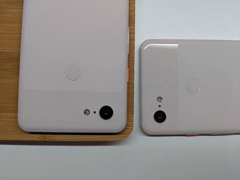 AndroidPIT Pixel 3 XL Hands on 6