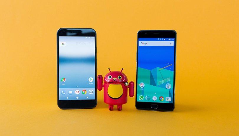 Google Pixel XL vs OnePlus 3T: twice the price, twice as good?