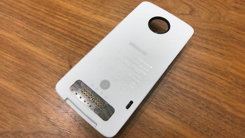 AndroidPIT Polaroid Moto Mod 1