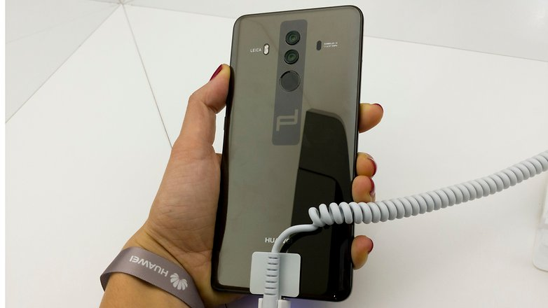 AndroidPIT Porsche Design Huawei Mate 10 6