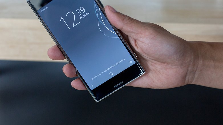 AndroidPIT Sony Xperia XZ Premium 2