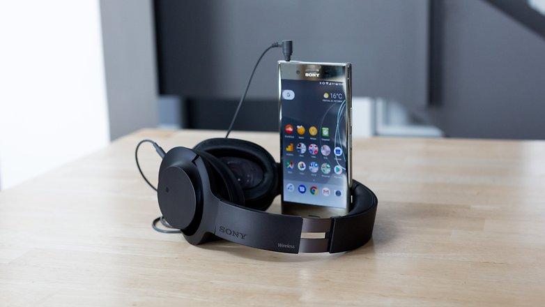 AndroidPIT Sony Xperia XZ Premium 3