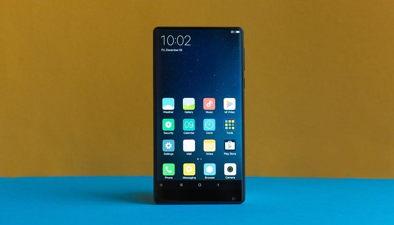 Xiaomi Mi Mix im Test: Das Smartphone mit dem gewissen Etwas